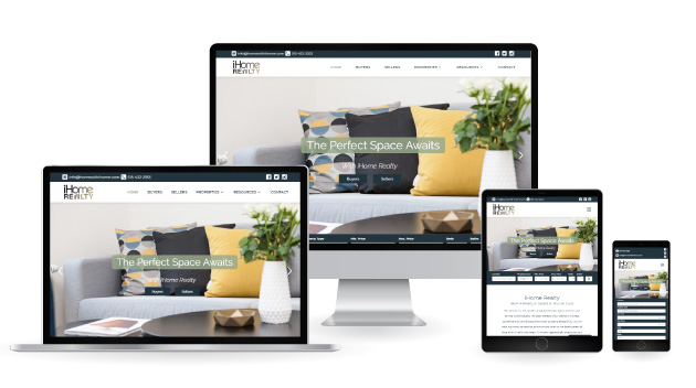 Ihome realty website