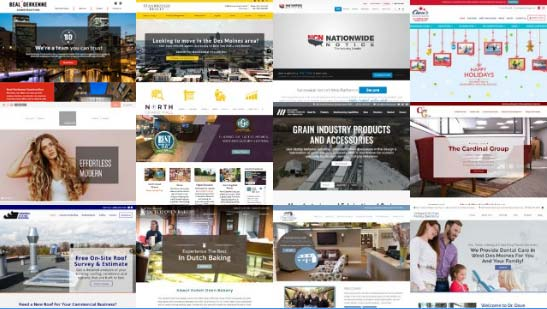 Our Recent Web Projects